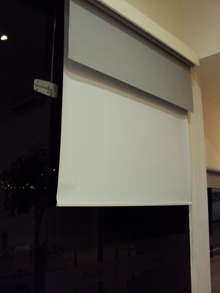 Roller doble cortinas lucia casanova - Sistemas para cortinas ...